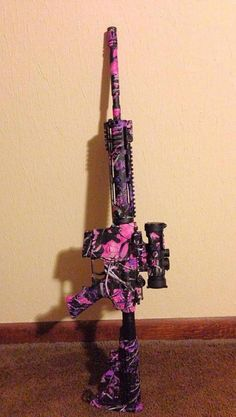 This looks fun!  But it's only camo if I'm swimming in the Pepto Bismol River in the jungle!  ha