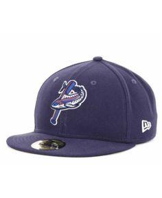 finest selection 5215d a96b3 New Era Pensacola Blue Wahoos Mlb 59FIFTY Cap - Blue 7 1 4 Twenty One
