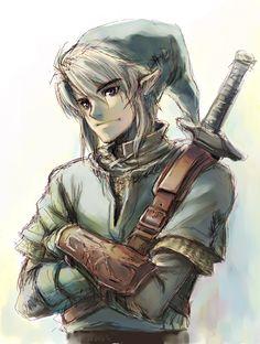 legend of zelda, link