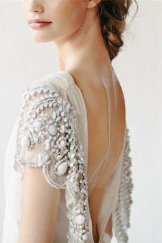 Rue De Seine Wedding Dress | Wedding Dresses With Sleeves | Bridal Musings Wedding Blog