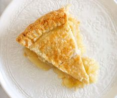 Perfect Pear Pie