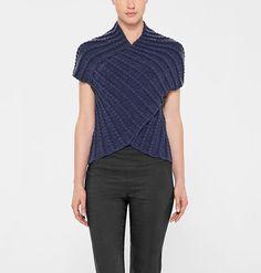Sarah Pacini | trui met korte mouwen
