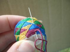 #Tutorial #yubinuki... remark are in all different sizes. I can make one to fit each child's hand!