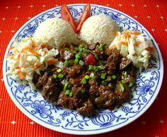 Lovecká játra :: Domací kuchařka - vyzkoušené recepty Ham, Food And Drink, Cooking Recipes, Beef, Treats, Diet, Bulgur, Meat, Sweet Like Candy