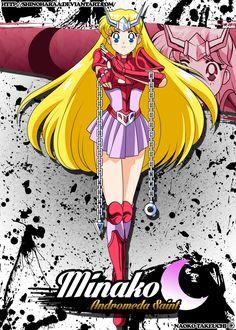 Saint Sailor; Minako Andromeda Saint
