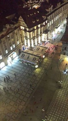 old town square, prague Visit Prague, Prague Castle, Old Town Square, Interesting Buildings, Palace, Architecture, Dark, City, World
