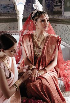 Tanishq Bengali Bride Wedding Jewellery Collection(3)