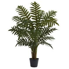 Nearly Natural ft. Evergreen Plant garden wall office Nearly Natural ft. Evergreen Plant 6740 - The Home Depot Small Artificial Plants, Artificial Flowers, Cheap Fake Plants, Artificial Turf, Palm Plant, Trees To Plant, Silk Plants, Potted Plants, Plants Indoor