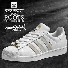 adidas Skateboarding Superstar 'Respect your roots': Kareem Campbell