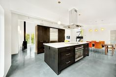 Yellow Point House by B. Gallant Homes