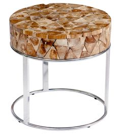 #OutdoorTable #SideTables - Unique Round Table - Segals Outdoor Furniture