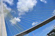 Ponte Estaiada - São Paulo, SP