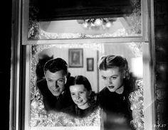 Tenth Avenue Angel starring  Margaret O'Brien, Angela Lansbury and George Murphy (1948)  ~Angela Lansbury is so beautiful in this movie!