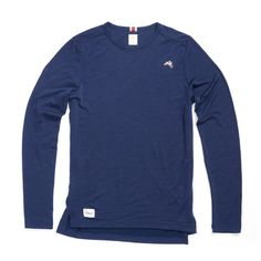Tracksmith Harrier Long Sleeve Tee. I love this top more than any human should love an item of clothing.