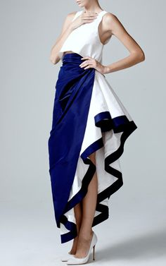Petticoat Skirt by Rosie Assoulin for Preorder on Moda Operandi