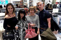Kellyn Fung, Roxanne Robinson, Aart Verrips Launch Party, Longchamp, Vip, Product Launch, Tote Bag, Bags, Fashion, Handbags, Moda