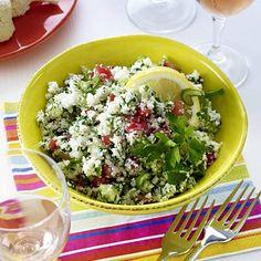 Cauliflower Salad, Roasted Cauliflower, Cauliflower Recipes, Kitchen Decor, Low Carb, Dining, Food, Recipes With Cauliflower, Tomatoes