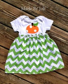 Hey, I found this really awesome Etsy listing at http://www.etsy.com/listing/105272715/toddler-riley-blake-chevron-pumpkin