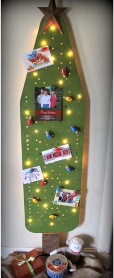 Clever ideas for using an old ironing board                                                                                                                                                      More