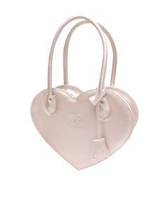 Crown embroidery Heart bag - Jane Marple Online Shop