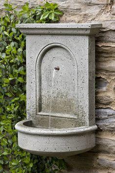 Portico Fountain $245.00 89.00 lbs. 16 x 11 x 26.5 Shown in Alpine Stone (AS)