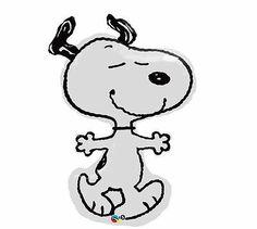 "11"" Latex Snoopy Peanuts Woodstock 18"" 1st Birthday Mylar Super Balloon U Pick   eBay"