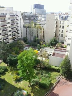 from apartment