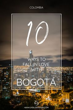 How to spend your time in the big, bad Colombian capital - from locals! We will take you beyond the streets of the Candelaria and explore the best of what Bogota has to offer! Stuff To Do, Things To Do, Explore, Big, Bogota Colombia, Colombia, Todo List, Exploring