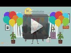 BE communication YouTube