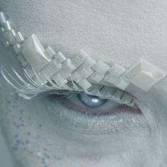 # EYES- WHITE ICE