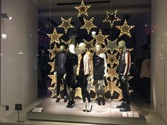 "BERSHKA,Barcelona,Spain, ""Lucilla....I know nothing with any certainty,but the sight of the stars makes me dream"", photo by TWO visual, pinned by Ton van der Veer"