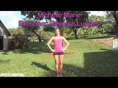 Reverse Lunge: Michelle Marie Fit