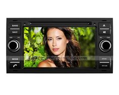 Android DVD Player Ford Tourneo Connect 2006-2010 GPS Wifi 3G