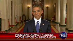 11/20/14 - Full Transcript: President Barack Obama Announces Action on Immigration. . .  NAUSEATING !!!      -  Fox News Insider