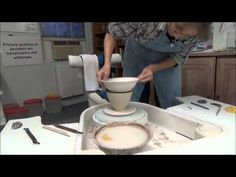Workshops in Understand and challenge porcelain - Porcelain By Antoinette Badenhorst