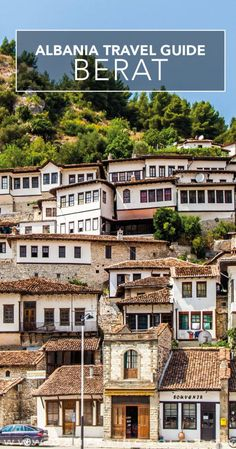 The UNESCO city of #Berat in central Albania should now be missed on your road…