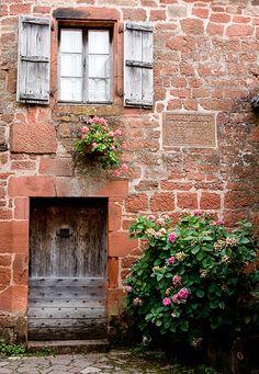Collonges-la-Rouge, Corrèze, France