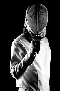 Fencing Sport, Kendo, Sport Photography, Tai Chi, Senior Photos, Pose Reference, Archery, Martial Arts, Monochrome