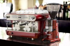 Gaggia Deco, Coffee Machine