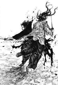 Takehiko Inoue | http://sosekio.tumblr.com/