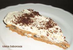 Ideias Saborosas: Banoffee Pie {Tarte de Banana e Caramelo}