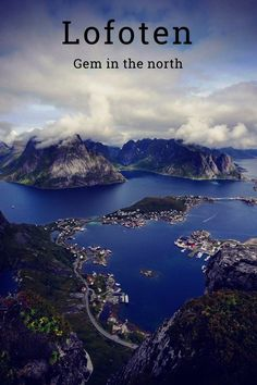 Lofoten Gem in the north Still on my journey up north, strolling, hiking, climbing and kayaking the Lofoten Islands. Sheer beauty, impressive and touching! Å picturesque and charming! ~ light ~ sea ~ clouds ~ When the day fades!