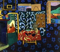 Still life with aubergines, 1911 Henri Matisse