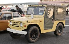 Early 70's Suzuki Jimny LJ10