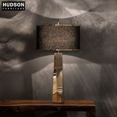 HUDSON - LIBERTE TABLE LAMP