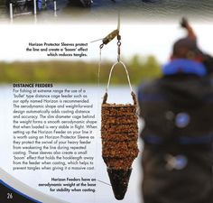 Distance Feeders - da Matrix Feeder Fishing guide UK