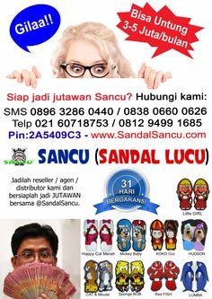Sandal Lucu (Sancu) Pulogadung in Jakarta, Jakarta