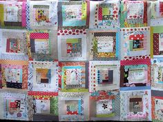 sewtakeahike: quilt as you go |quilt-along| part three