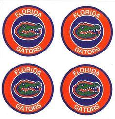 (4) Florida Gators NCAA Decals / Stickers *Free Shipping   Sports Mem, Cards & Fan Shop, Fan Apparel & Souvenirs, College-NCAA   eBay!
