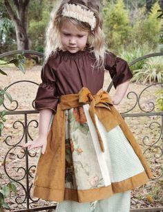 Gypsy Rose Peasant Dress on Cassie's Closet $65